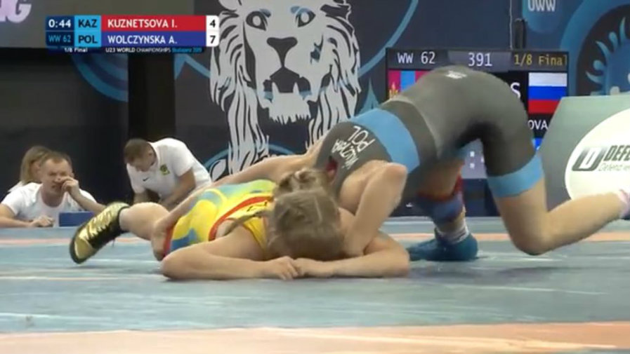 Siostry Wólczyńskie po długiej przerwie ponownie reprezentują nasz kraj na zawodach rangi międzynarodowej.