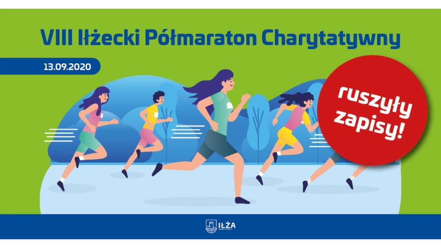Ruszają zapisy na VIII Iłżecki Półmaraton Charytatywny!