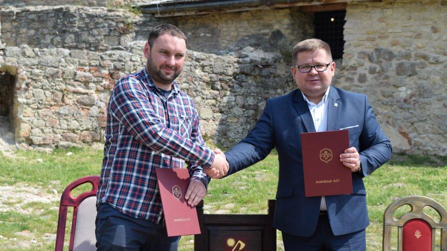 Rewitalizacja iłżeckiego zamku staje się faktem