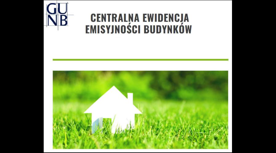 Ruszyła Centralna Ewidencja Emisyjności Budynków (CEEB)