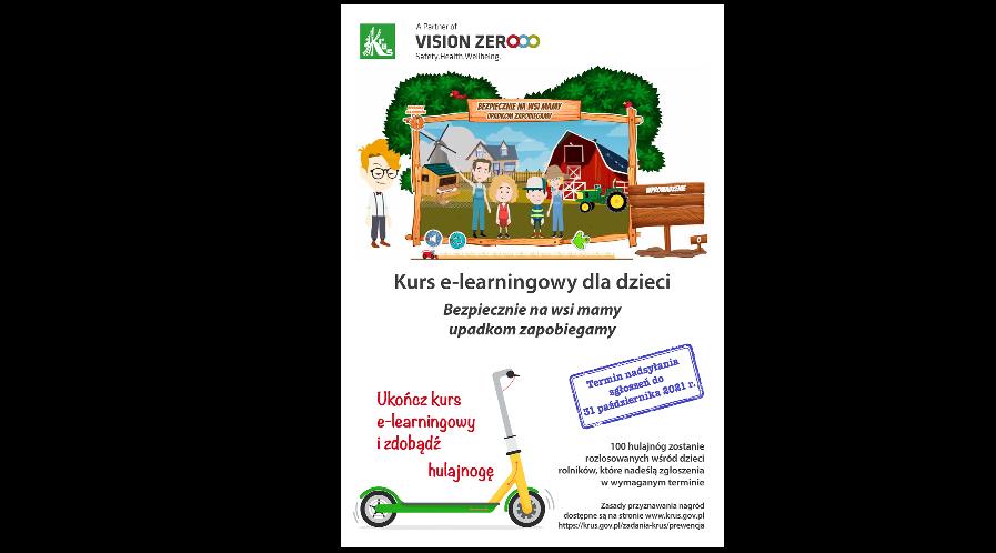 Kurs e-learnigowy dla dzieci