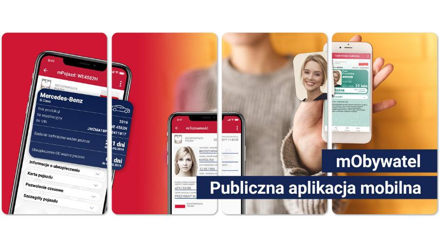 mObywatel - Publiczna aplikacja mobilna